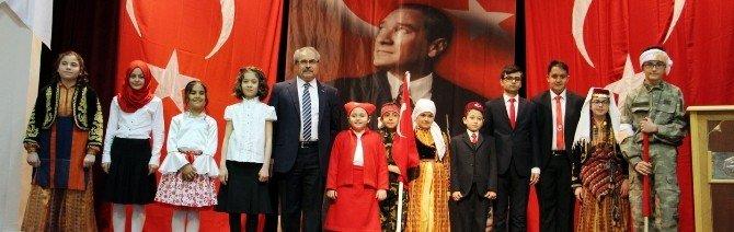 Yarışmadan Kazandığı Ödülü Şehit Ailelerine Bağışladı