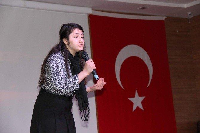 Yozgat'ta İstiklal Marşı'nın Kabulünün 95. Yıldönümü