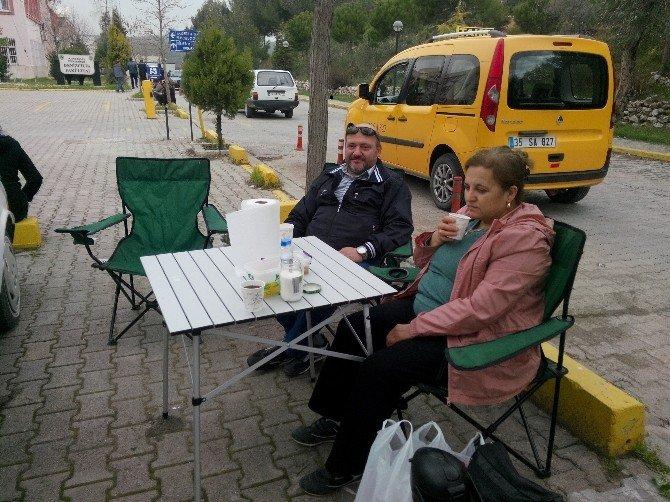 İzmir'de YGS Heyecanı