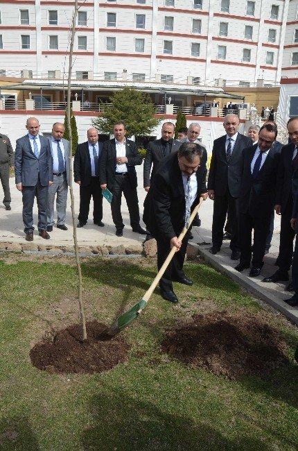 Bakan Eroğlu, 'Tıbbi Ve Aromatik Bitkiler Çalıştayı'na Katıldı