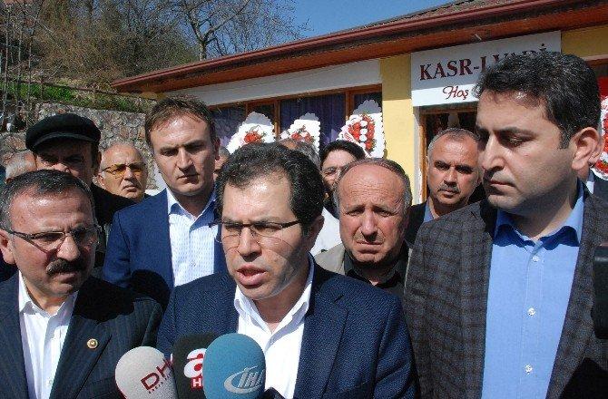 """AK Partili Çakır'dan """"Yüksekova"""" Değerlendirmesi"""