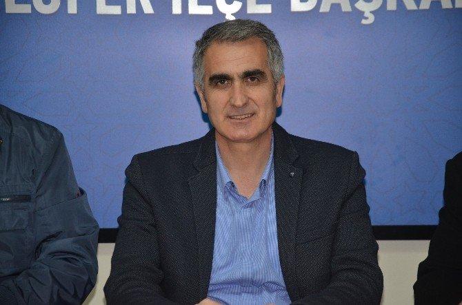 AK Parti Nilüfer İlçe Teşkilatından Tarım Atılımı