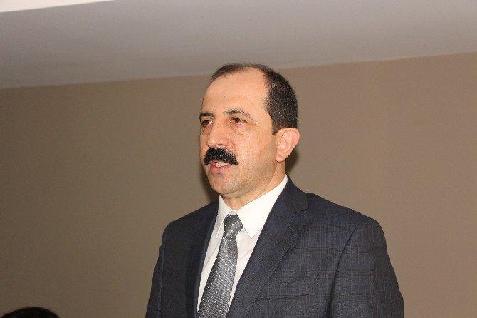 """AK Partili Karaaslan: """"Çevre Ve Ekonomik Yatırımlar Arasında Dengeli Olmalıyız"""""""