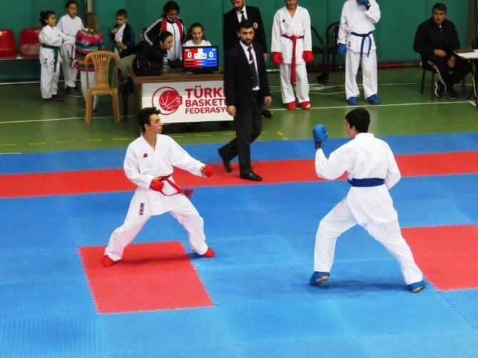 Biga'da Karate Şenliği Turnuvası
