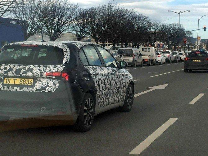 Bursalı Egea'nın Hatchback Modeli Görücüye Çıkıyor