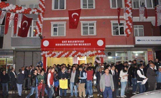 Çat Belediyesi Türkiye İkincisi Oldu