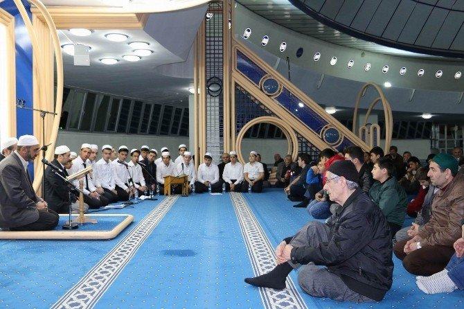 Deprem Şehitleri İçin Dualar Edildi