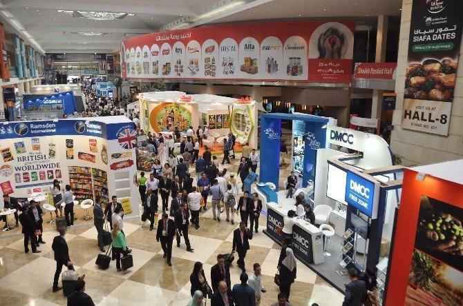 Dubai'den Sonra Foodex Japan 2016'a Da Gaziantep Damgası