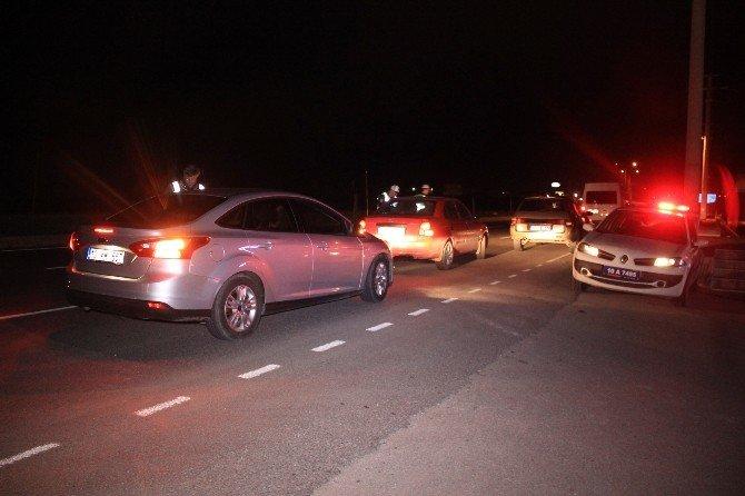 Edremit'te Asayiş Ve Trafik Uygulaması Yapıldı