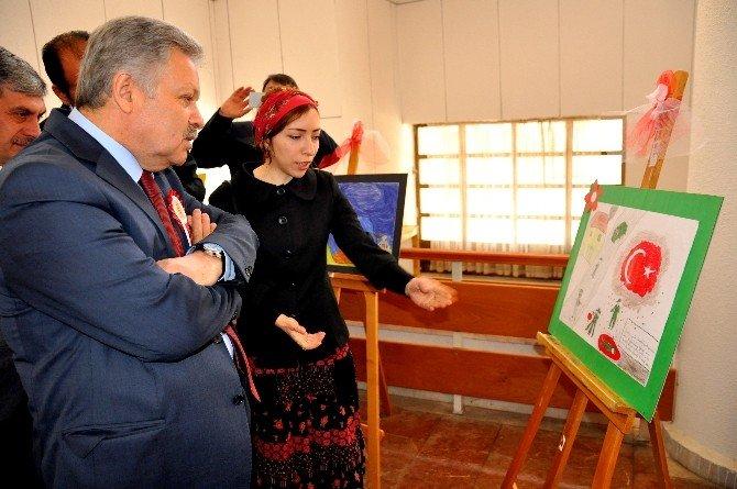 İstiklal Marşı'nın Kabulü'nün Yıldönümü Ve Mehmet Akif Ersoy'u Anma Günü Töreni