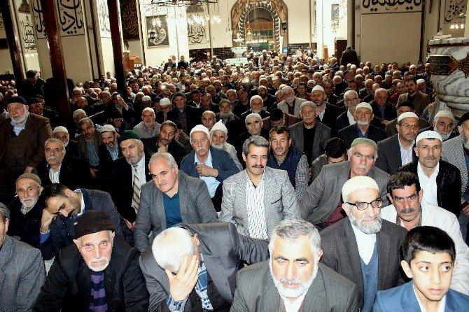 Bursa'da Şehitler İçin 24 Bin Hatim Okundu