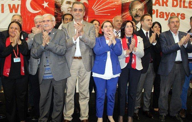 """CHP Genel Başkan Yardımcısı Böke: """"Özgecan Yasası Bir An Önce Çıkmalı"""""""