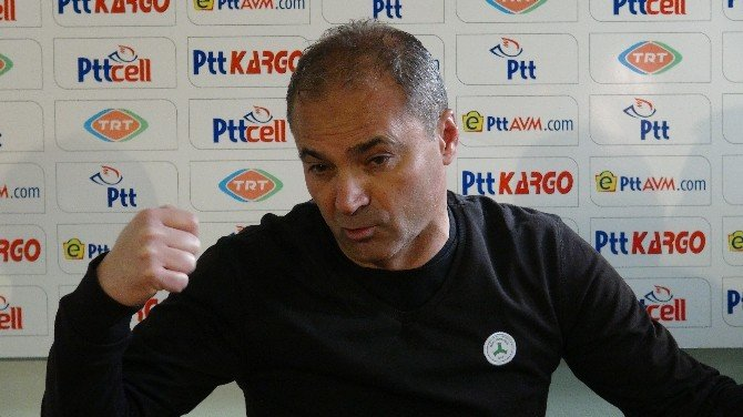 Yeni Malatyaspor - Giresunspor Maçının Ardından