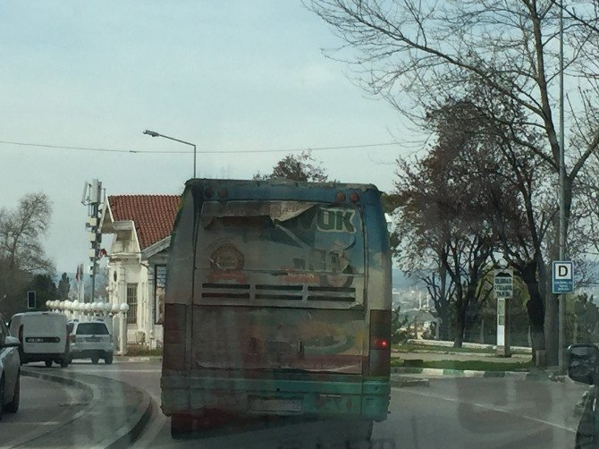 Bu Otobüsler Bursa'ya Yakışmıyor