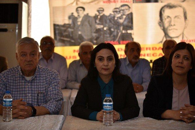 """Yüksekdağ: """"550 Milletvekilinin Dokunulmazlığı Kaldırılsın"""""""