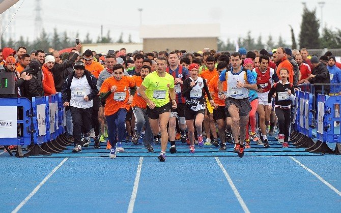 Fun Run Serıes Başakşehir'de Start Aldı