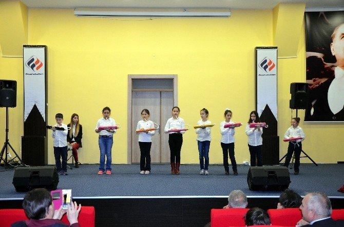 Final Okullarından Mehmet Akif Ersoy'u Anma Programı
