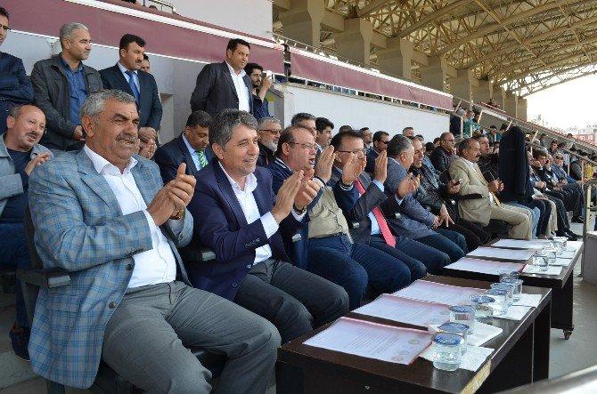 Suriyelilerin Final Maçı Şölene Dönüştü