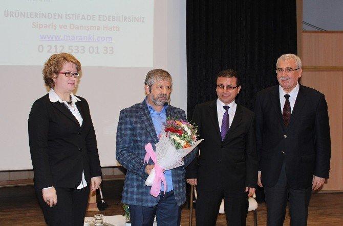 Ahmet Maranki, Kırklareli'nde Sağlıklı Yaşamı Anlattı