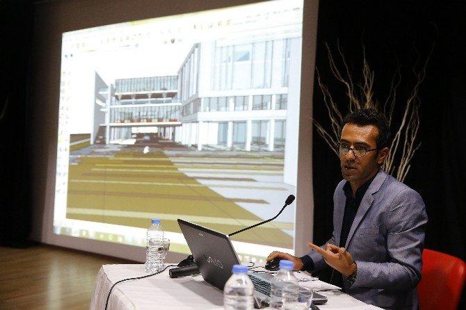 Konak'ın Yeni Binası Örnek Olacak