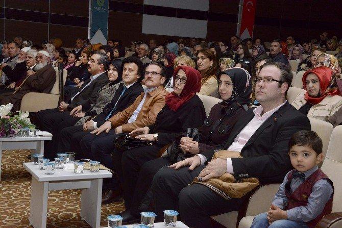 """Meram'da """"İstiklal Marşımız Ve Çanakkale"""" Programı"""