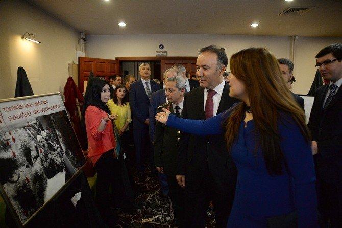 """""""Mehmet Akif"""" Erzurum'da Unutulmadı"""