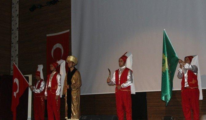 Şanlıurfa'da İstiklal Marşının Kabulünün 95. Yıl Dönümü Ve Mehmet Akif Ersoy Anıldı