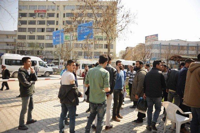 Siirt'te 14 Bin Öğrenci YGS'ye Girdi