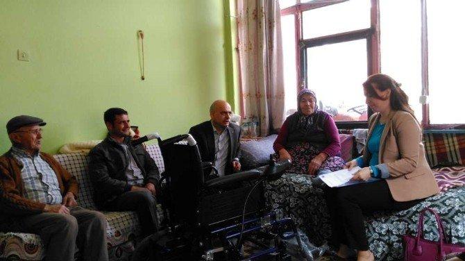 Büyükşehir Soma'dan Demirci'ye Gönülleri Fethediyor
