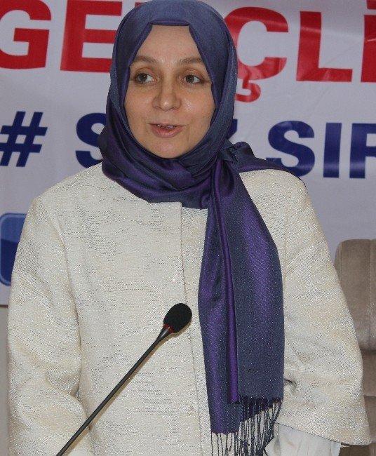 Anadolu Realist Gençlik Derneği Terör Konulu Çalıştay Düzenledi