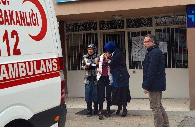 Trabzon'da YGS'ye Giren Kız Öğrenci Fenalık Geçirdi