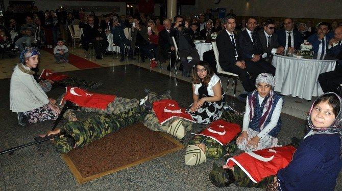 Bandırma Gaziler Vakfı'ndan Anlamlı Gece