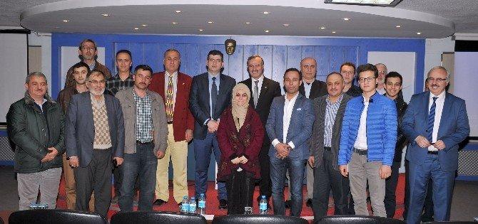 Türkiye'nin İlk Yerli Ve Milli İHA Tecrübesi KSO'da Anlatıldı