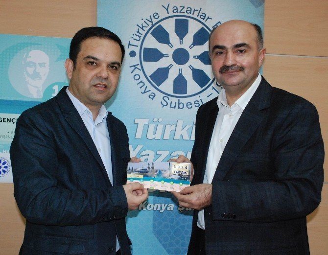 TYB Konya Şubesi 2016 Takvimi'ni Açıkladı