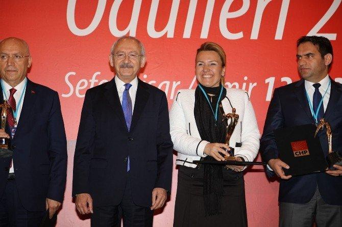 Urlanın Sokak Ve Caddesine Kılıçdaroğlu'ndan Ödül