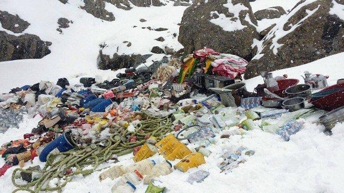 Başkale'de PKK'ya Ait Sığınak Bulundu