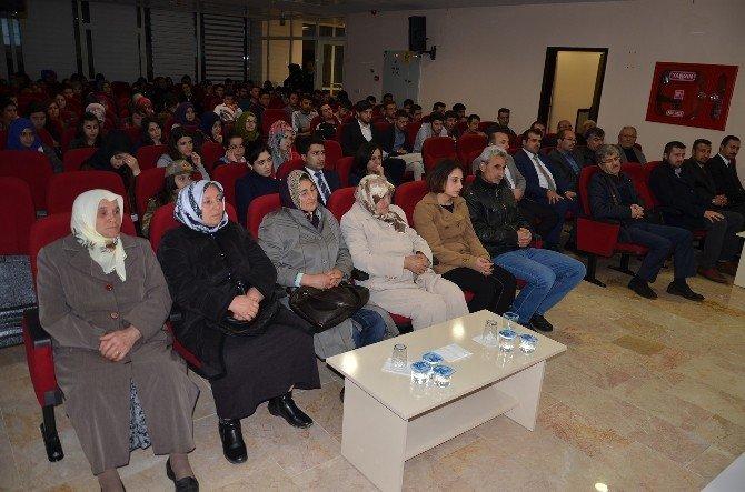 Osmancık Kyk'da Şehitler Anıldı