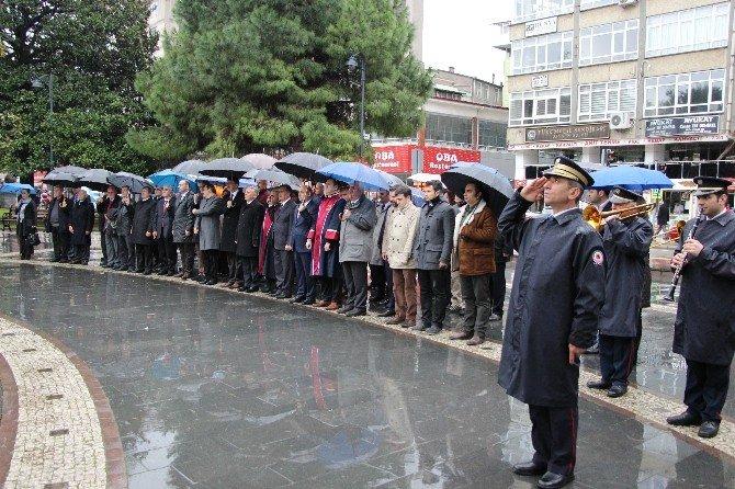 """Samsun'da """"14 Mart""""a Buruk Kutlama"""