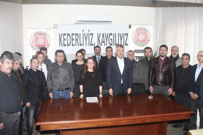 Tabipler Ankara'daki Terör Saldırısını Kınadı