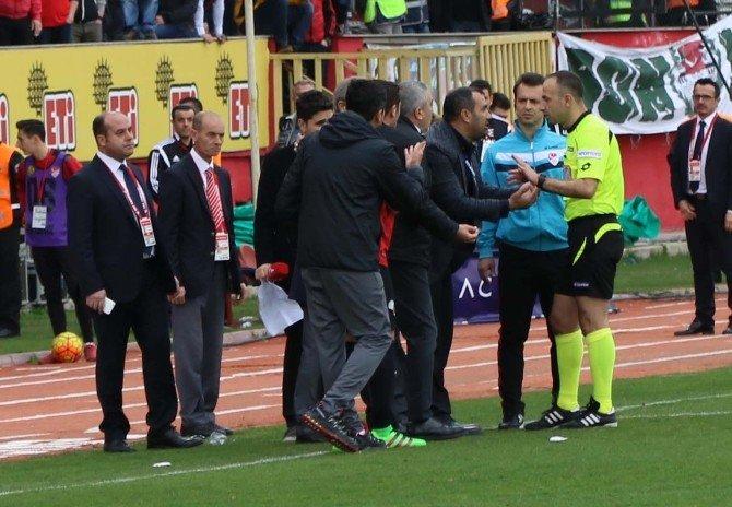 Başkan Hüseyin Eryüksel, Eskişehirspor Maçını Yorumladı