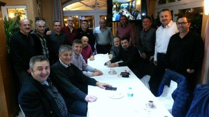 Almanya'da Yetişen Türk Mühendisler Hasret Giderdi
