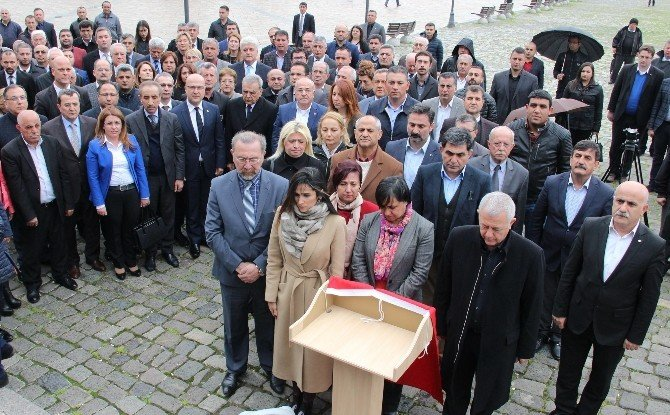 """CHP'den Teröre Karşı """"Ortak Hareket"""" Mesajı"""
