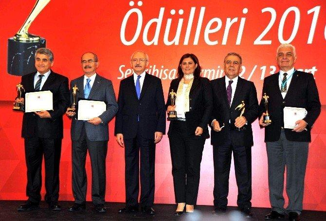 SODEM Ödüllerinde Aydın Büyükşehir Damgası