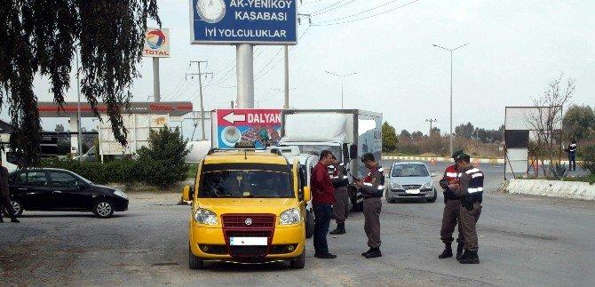 Aydın'da 181 Göçmen Yakalandı