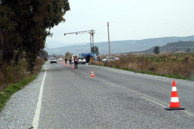 Aydın'da Jandarmada Huzur Ve Güvenlik Operasyonu: 19 Gözaltı