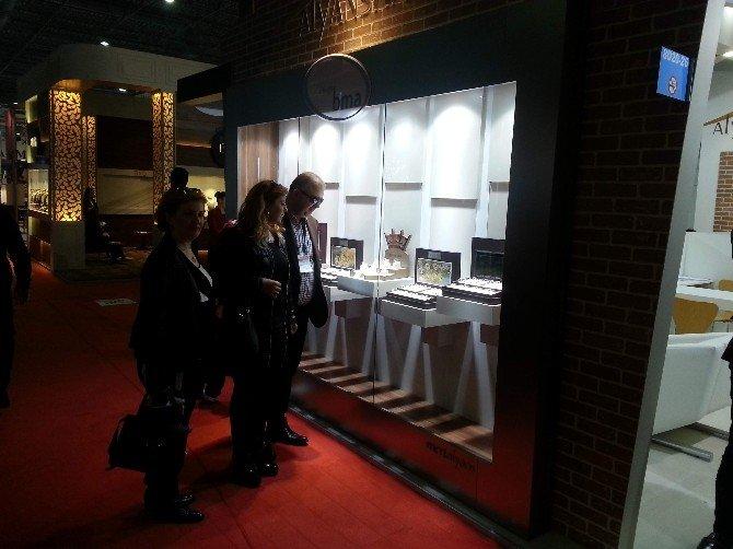 Ayto Üyeleri, İstanbul Jewelry Show'a Katıldı