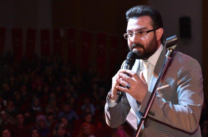 Büyükşehir, Milli Şairimiz Mehmet Akif'i Andı