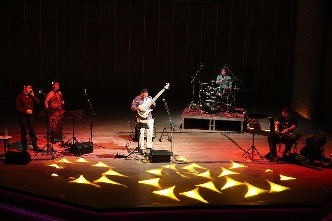 Herodot Kültür Merkezi İlk Konserinde Snowowl'u Konuk Etti