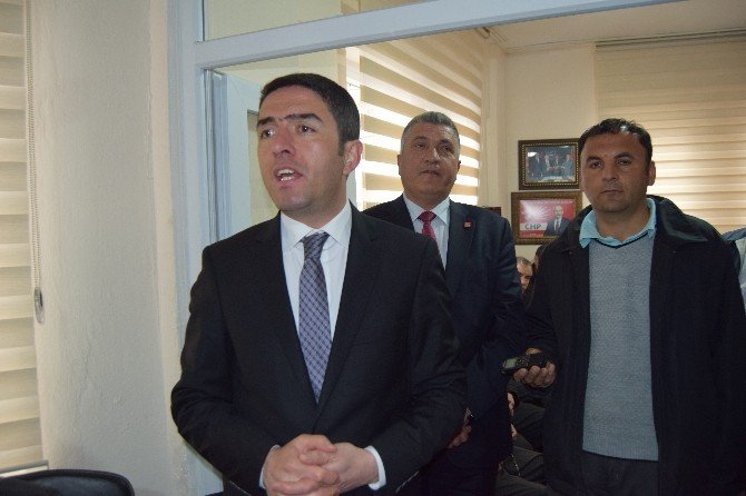 CHP Akçadağ Genişletilmiş İlçe Divan Toplantısı Yapıldı