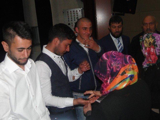 Develi'de 'Kınalı Kuzuları Askere Uğurlama' Programı Düzenlendi